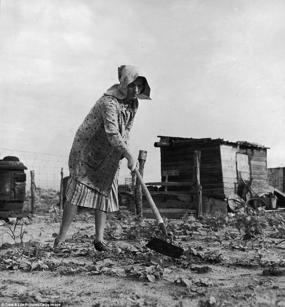 The Dust Bowl And US | cindyisenhour